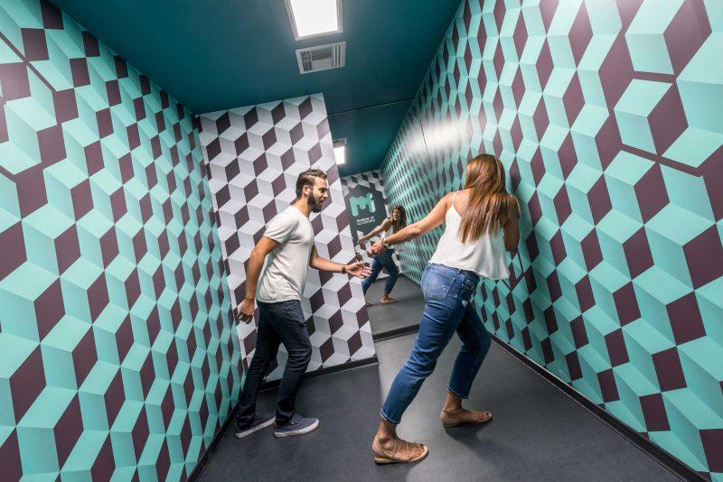 Anti-Gravity Room